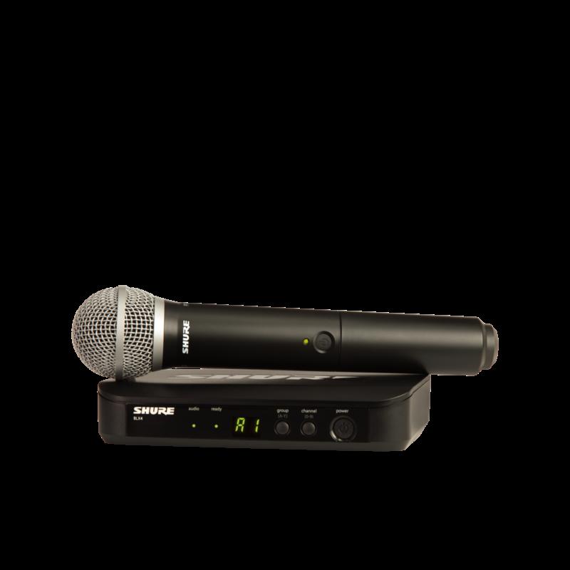 PG58 Uhf Handheld Wireless Mic System