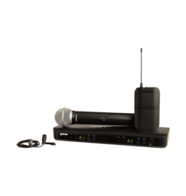 Shure BLX1288/CVL Combo Wrls System PG58 & Cvl Lavalier Mic