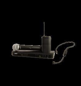 Shure BLX1288/P31 - Combo Wrls System PG58  & PGA31 Headset