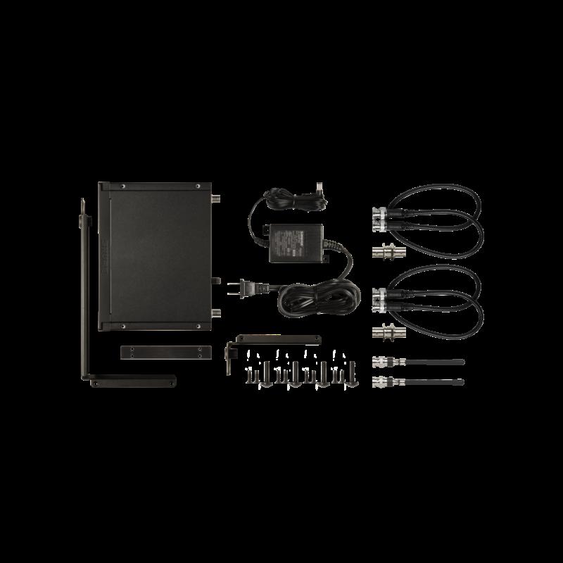 BLX Series SM58 Handheld Wireless System - Rack-mountable
