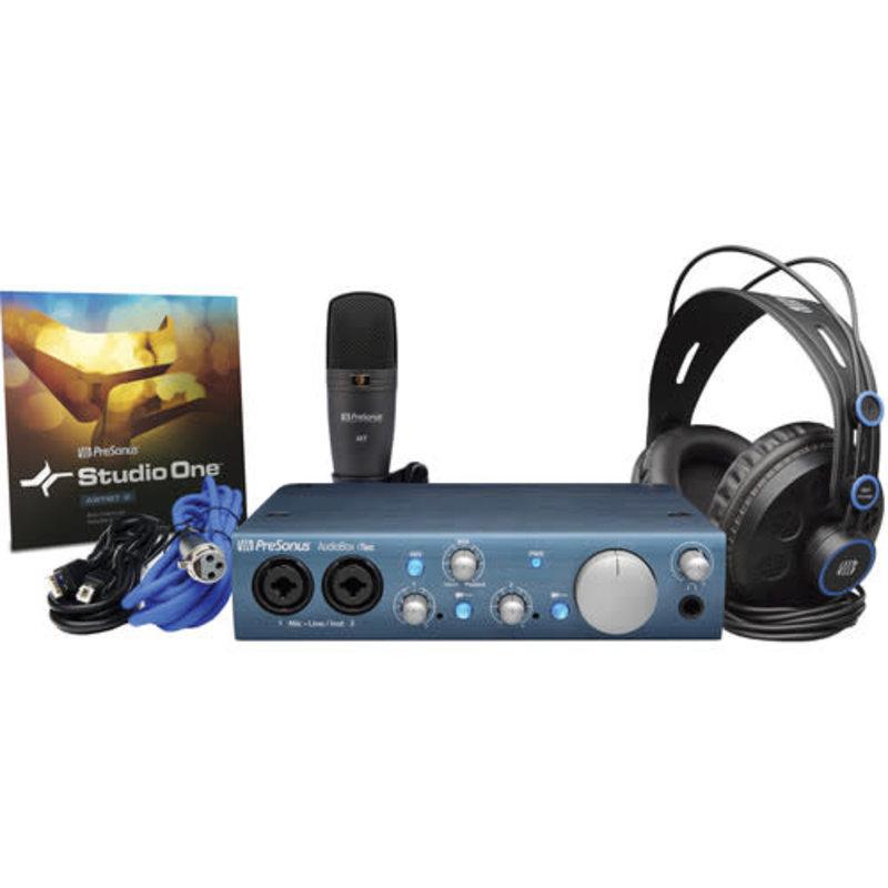 Complete Mobile Hardware/Software Recording Kit