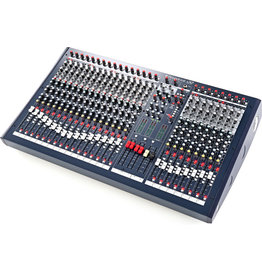 SoundCraft Lx7ii 24Ch 4 buss Mixing Console