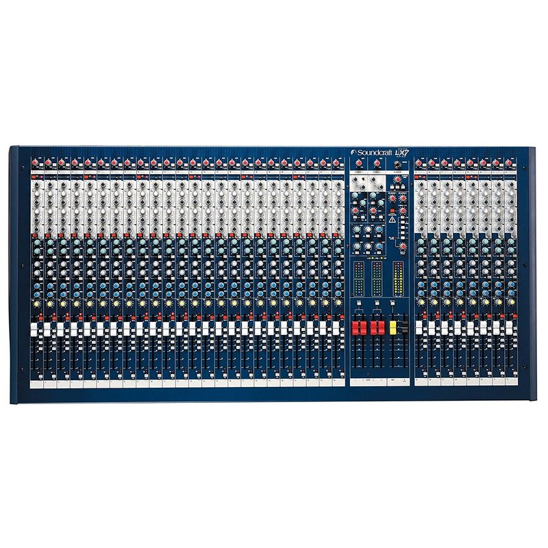 32Ch 4 buss Mixing Console