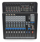 Samson 14Ch USB Mixer,6 Xlr, Effects