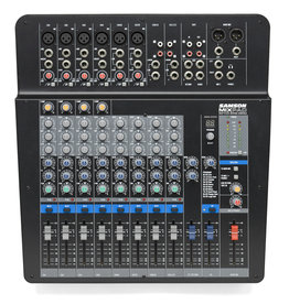 Samson MXP144FX 14Ch USB Mixer,6 Xlr, Effects