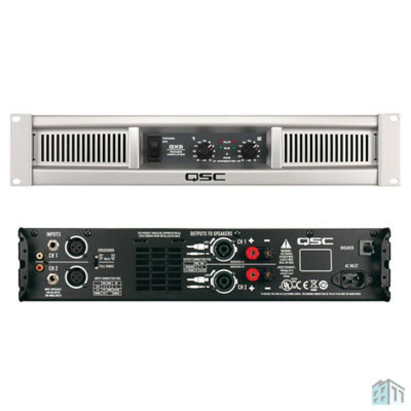 2 Channel Amplifier -500 Watts/ 8 Ohms
