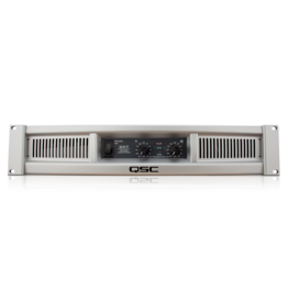 QSC GX7 - Power Amp 725W x2 @ 8 ohms