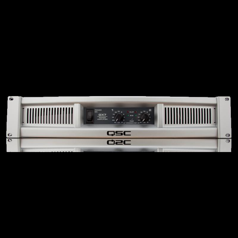 2 Channel Amplifier -725 Watts/8 Ohms