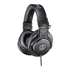Audio-Technica ATHM30X - Audio-Tech Closed-Back Monitor Headphones