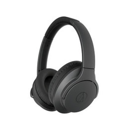 Audio-Technica QuietPoint® Wireless Active Noise-Cancelling Headphones