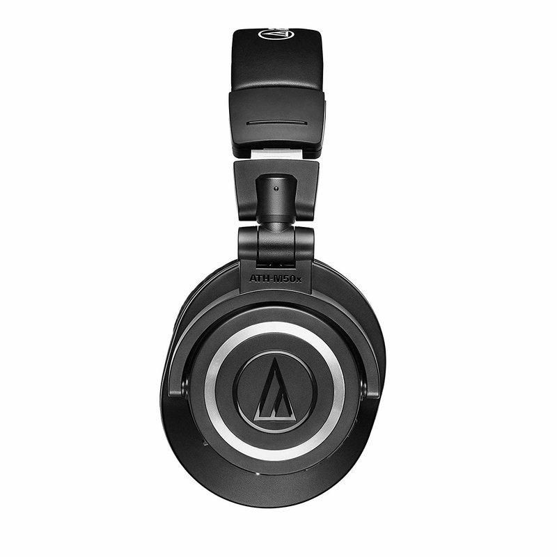 Over-Ear Closed-back Bluetooth Headphones