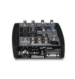 Wharfedale Pro 3Ch Micro Mixer W/ USB I/O
