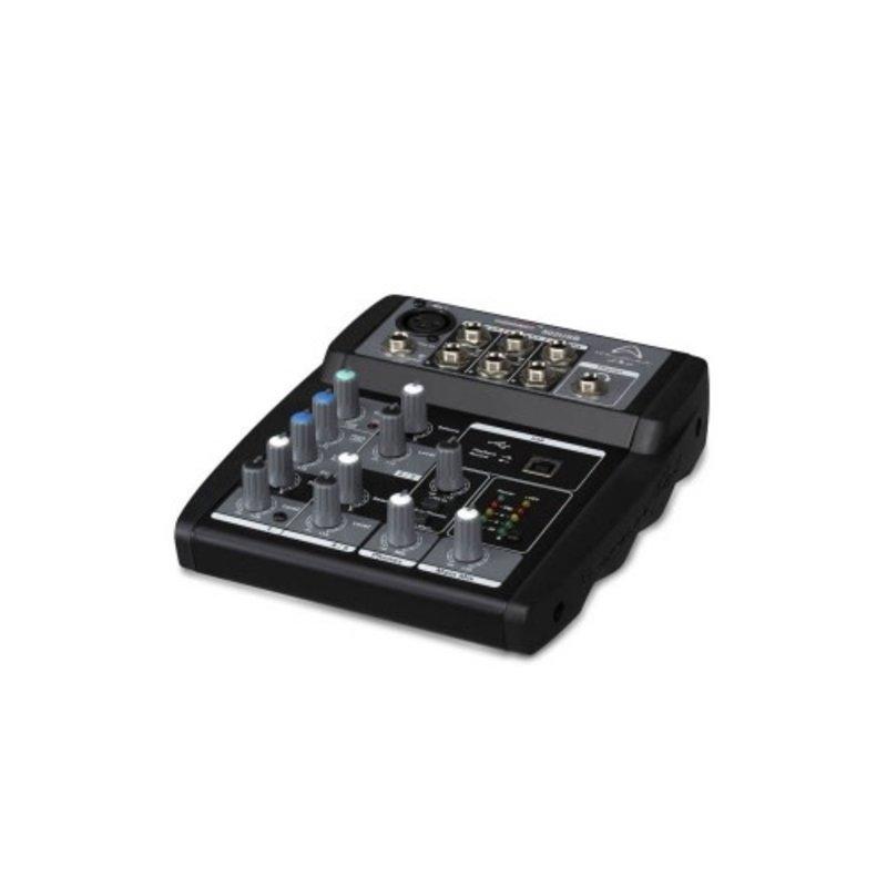 3Ch Micro Mixer W/ USB I/O