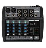 Wharfedale Pro 6Ch Micro Mixer W/ USB I/O