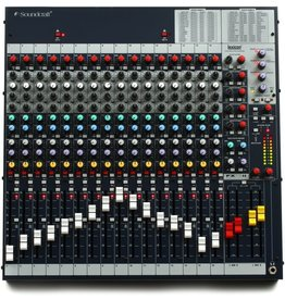 SoundCraft FX16II 16-Channel Mixer With Lexicon Effects Processor