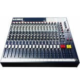 SoundCraft 16-Channel Mixer With Lexicon Effects Processor