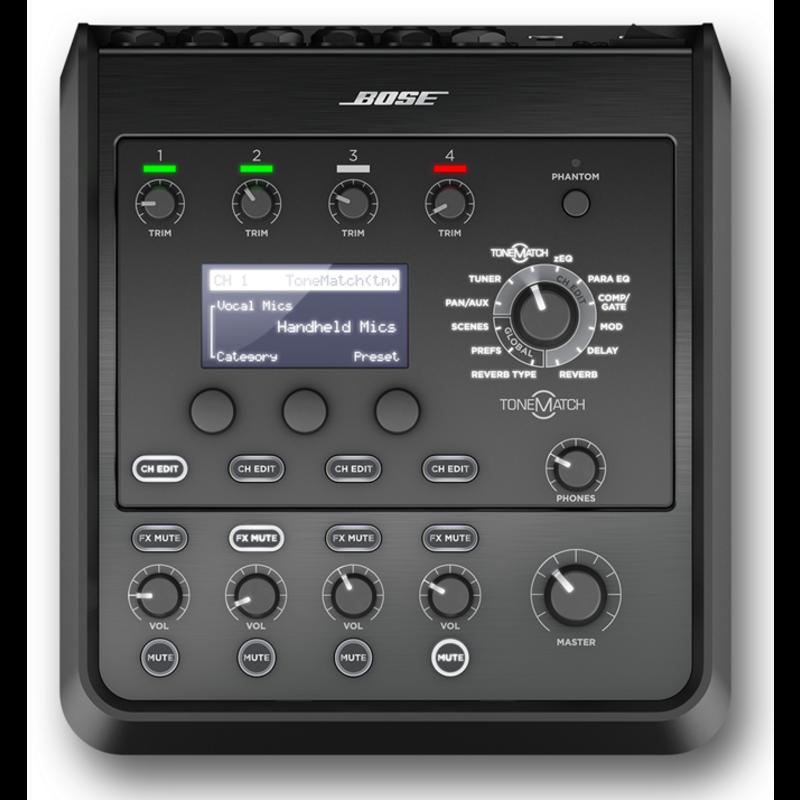 4Ch ToneMatch Mixer Engine