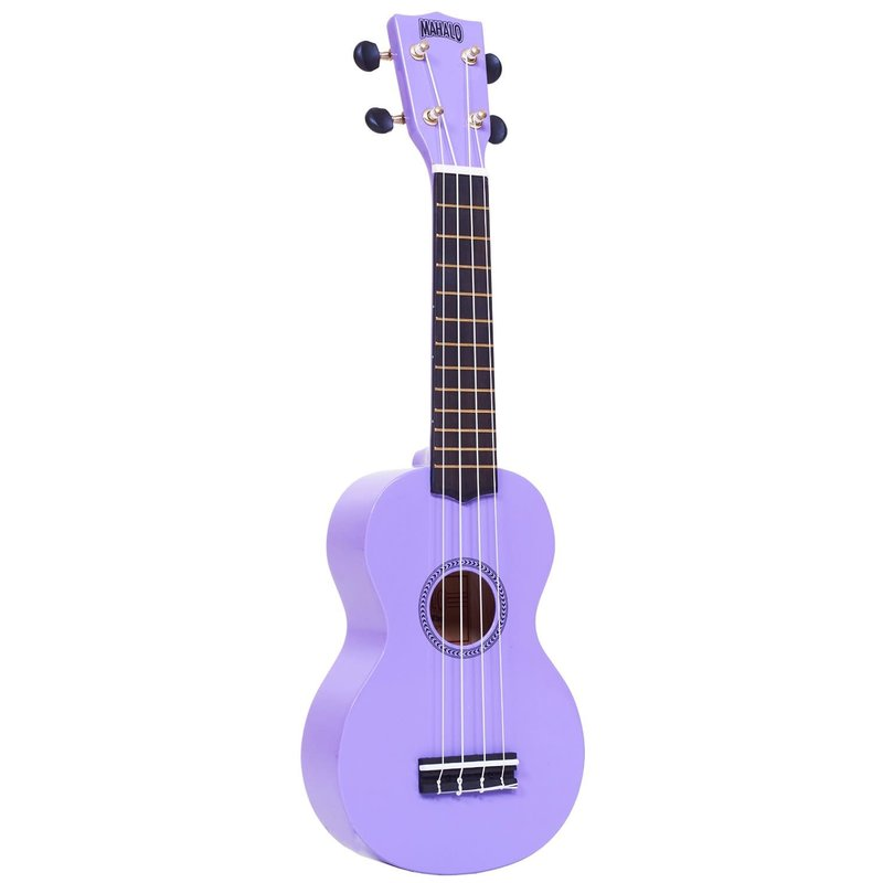 "Rainbow ""R"" Series Soprano Ukulele w/ Bag"