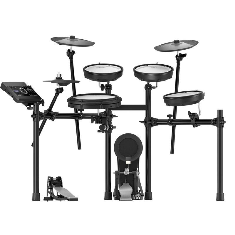 Double-Mesh Head Electronic V-Drum Kit