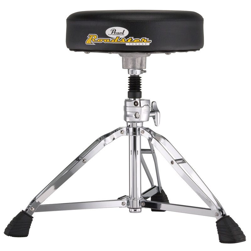 Roadster Drum Throne with Shock Absorber