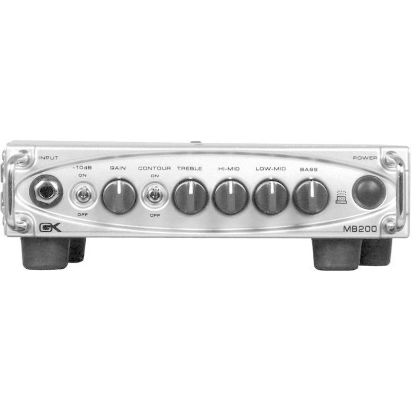 G&K 200w Micro Bass Head