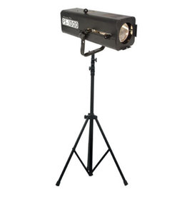 American DJ FS-1000/sys Follow spot 1000w equiv. with stand