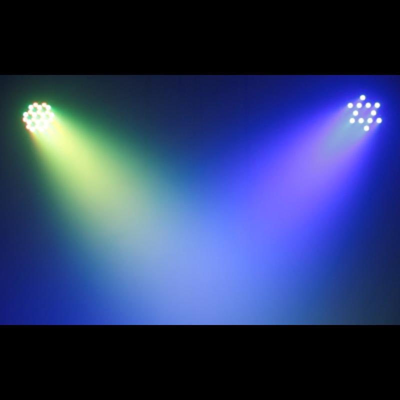 LED Par56 36x3w
