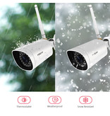Foscam WIFI Outdoor 2 MP 1080p High Definition Bullet Camera with Night Vision