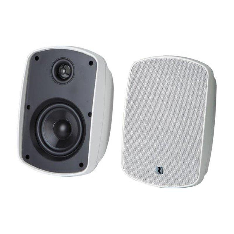 """5.25"""" surface mount speakers (pair)"""