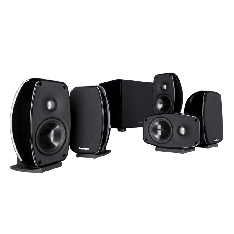 Cinema 5.1 Speaker System