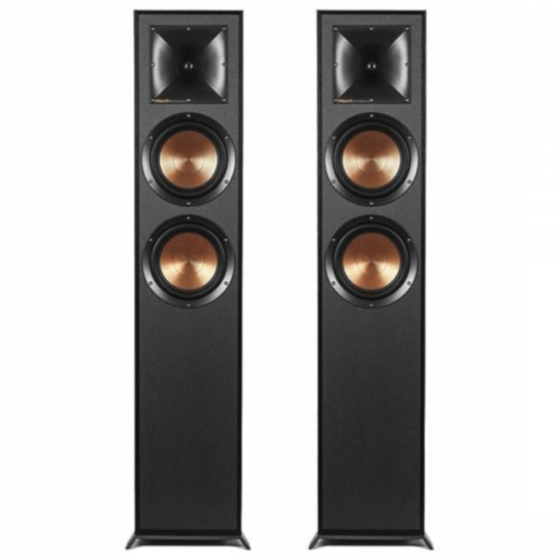 """Reference Dual 6.5"""" Tower Atmos Floor Speakers (Pair)"""
