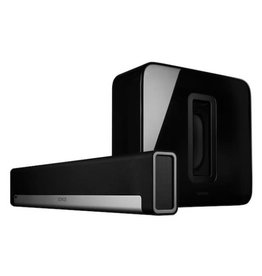 Sonos 3.1 Home Theater Set: Sonos Playbar | Sub