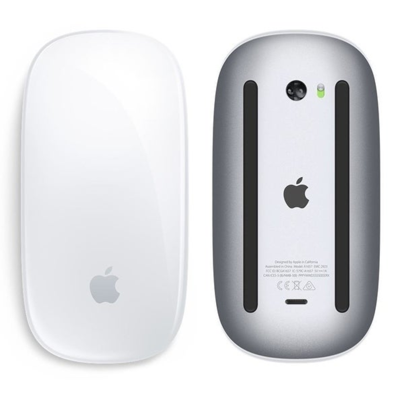 Wireless Magic Mouse 2  Bluetooth - Silver