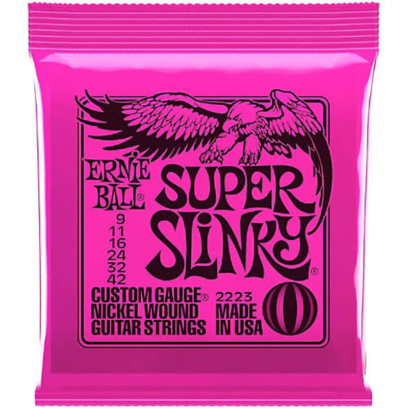 Slinky Electric Strings