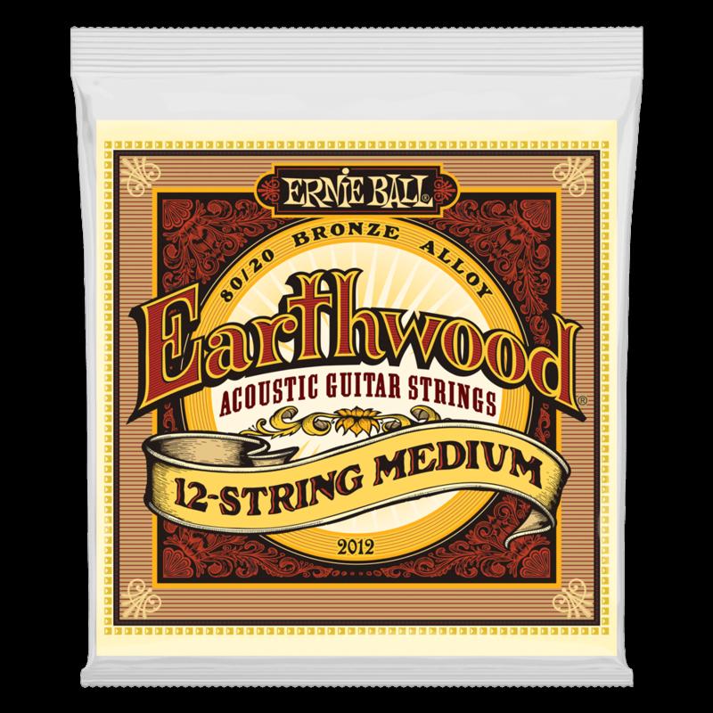 Earthwood 80/20 Bronze Acoustic Guitar Strings