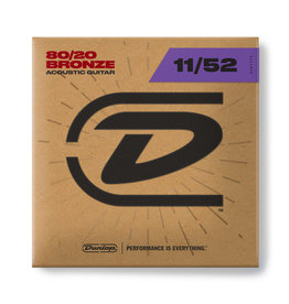 Dunlop 80/20 Bronze Acoustic Strings