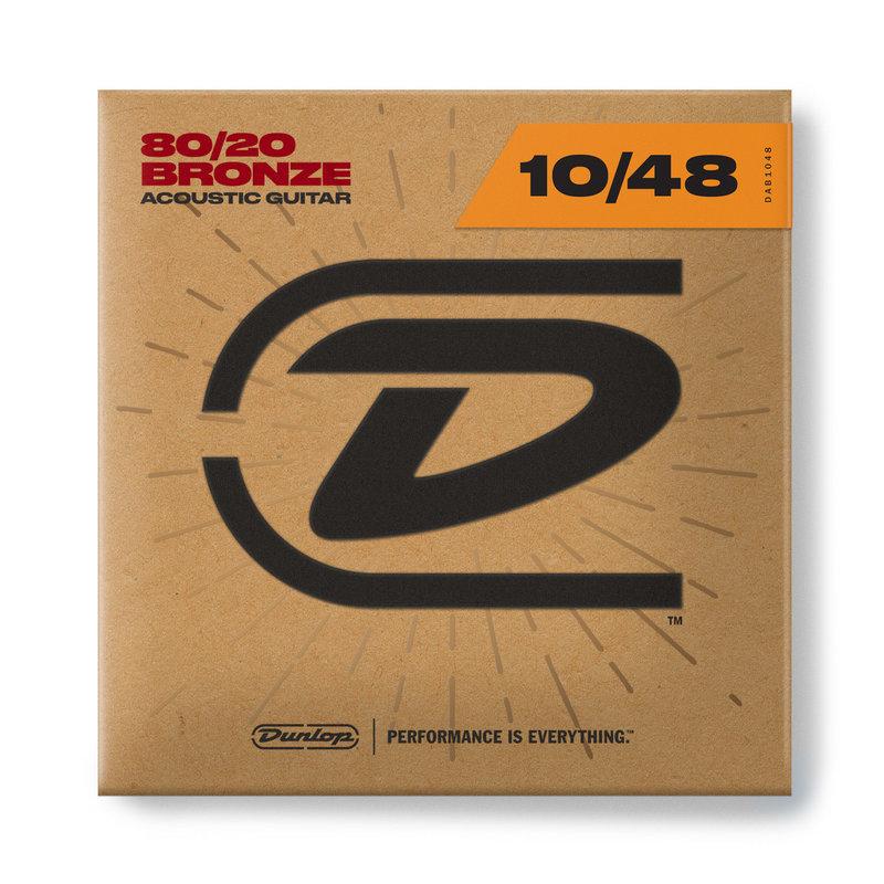 Dunlop 80/20 Bronze Acoustic Strings
