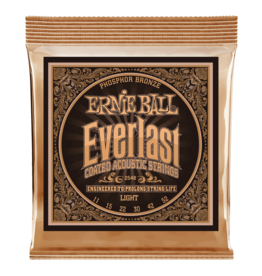 Ernie Ball Everlast Coated Phzbrz Acoustic Strings