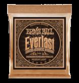 Ernie Ball Everlast Coated Phzbrz Acoustic Strings