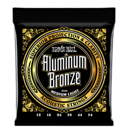 Ernie Ball Aluminun Bronze Acoustic Strings