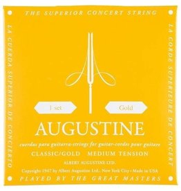Augustine Black Label Calssical Strings - Gold Alloy