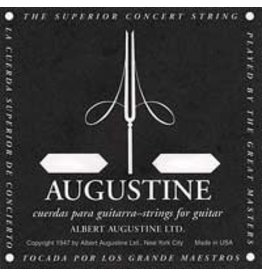 Augustine Black Label Classical Strings - Silver