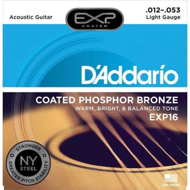 EXP Phosphor Bronze Acoustic Guitar Strings