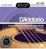D'Addario EXP Phosphor Bronze Acoustic Guitar Strings