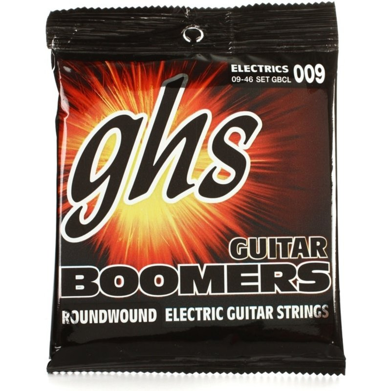 Boomers Electric Guitar Strings