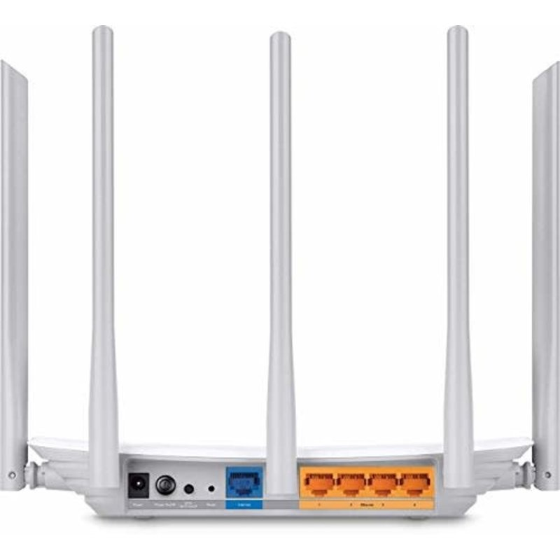 AC1350 Dual Band WiFi Router