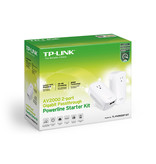 TP-Link 1200Mbps 2-port Network Extender AV2000 PowerLine Kit