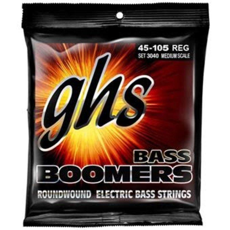 Bass Boomers Reg/Med .045- .105