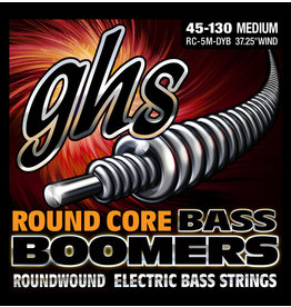 GHS 5M-DYB - 5-String Bass Boomers Med .045 - 130