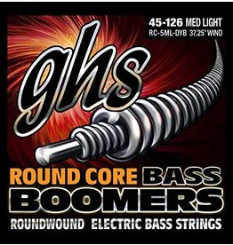GHS 5ML-DYB 5-String Bass Boomers Roundwound 45-126